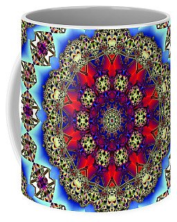 Kaleidoscope 51 Coffee Mug