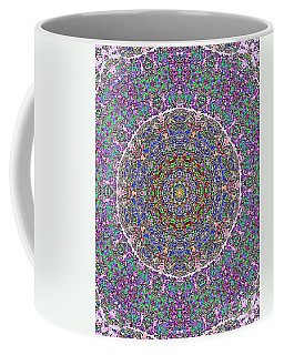 Coffee Mug featuring the photograph Kaleidoscope by Robyn King