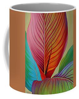 Kaleidoscope Coffee Mug by Sandi Whetzel