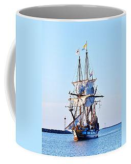 Kalmar Nyckel Tall Ship Coffee Mug