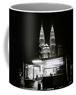 Kampung Baru Night Coffee Mug