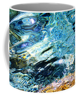Kanaloa Abstract Coffee Mug by David Lawson