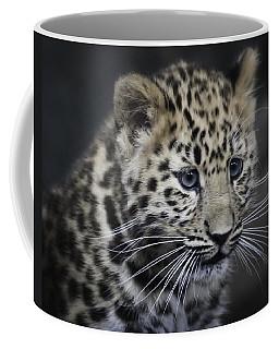 Kanika - Amur Leopard Portrait Coffee Mug