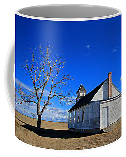 Kansas Church Coffee Mug