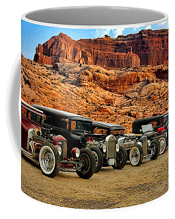 Kansas City Rat Rods And Hot Rods Coffee Mug