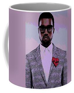 Kanye West Poster Coffee Mug