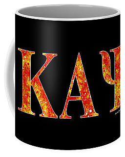 Kappa Alpha Psi - Black Coffee Mug