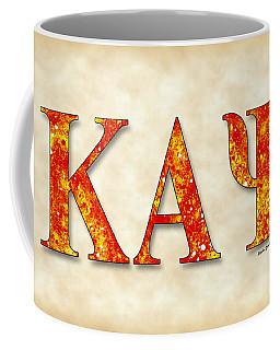Kappa Alpha Psi - Parchment Coffee Mug
