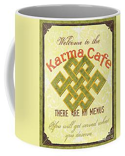 Karma Cafe Coffee Mug