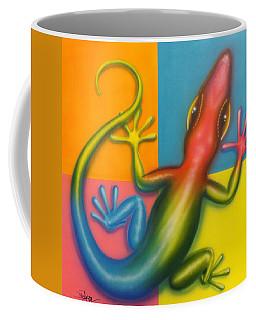 Karma Chameleon Coffee Mug