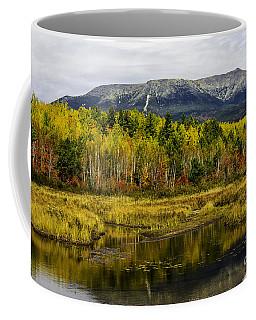 Katahdin Baxter State Park Maine Coffee Mug by Glenn Gordon