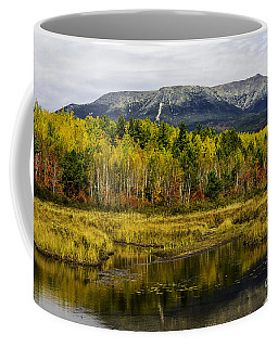 Katahdin Baxter State Park Maine Coffee Mug