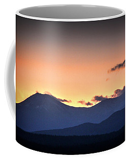 Katahdin Sunset Coffee Mug