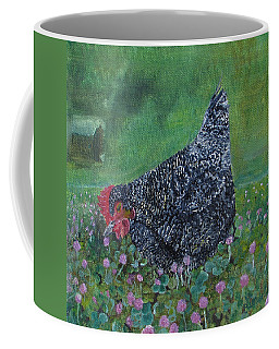 Katie In The Clover Coffee Mug