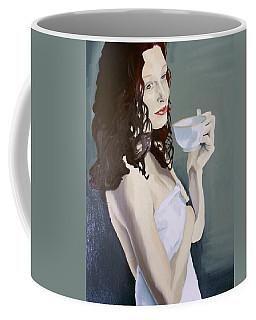 Katie - Morning Cup Of Tea Coffee Mug