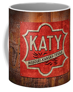 Katy Railroad Sign Dsc02853 Coffee Mug