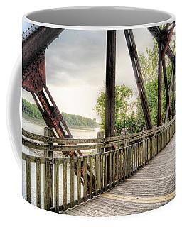 Katy Trail Near Easley Coffee Mug