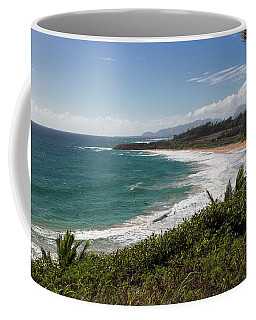 Kauai Surf Coffee Mug