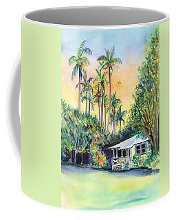 Kauai West Side Cottage Coffee Mug