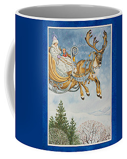 Kay And The Snow Queen Coffee Mug