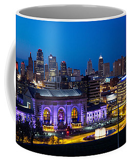 Kcmo Union Station Coffee Mug