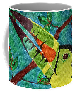 Keel-billed Toucan Coffee Mug