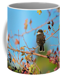 Keep An Eye Out Coffee Mug