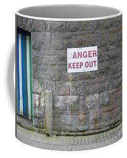 Keep Out Aran Islands Ireland Coffee Mug