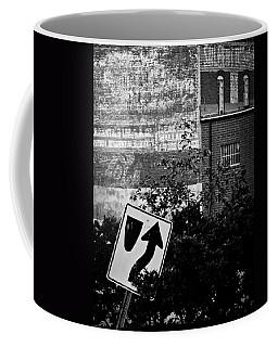 Keep Right Coffee Mug