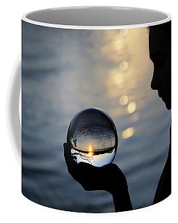 Keeper Of The Flame Coffee Mug