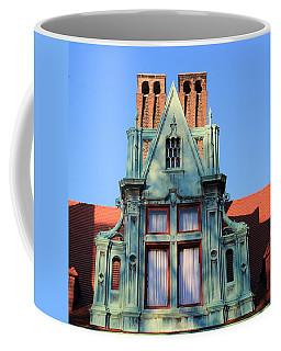 Keeper Of The Past Coffee Mug