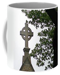 Keeping The Faith Coffee Mug by Kay Novy