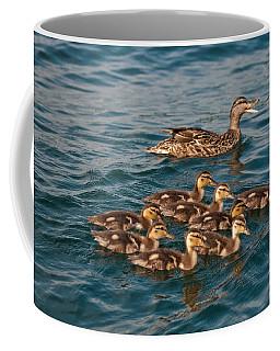Keeping Them All Inline Coffee Mug