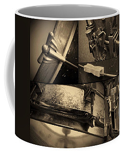 Keeping Time Coffee Mug by Photographic Arts And Design Studio