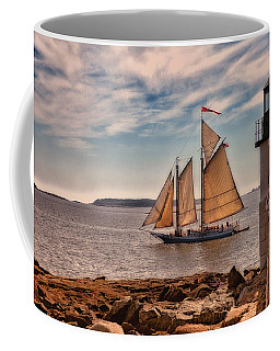 Keeping Vessels Safe Coffee Mug
