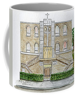 Kelly Temple Church In East Harlem Coffee Mug