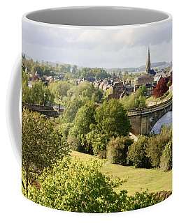 Coffee Mug featuring the photograph Kelso In The Sun by Susan Leonard