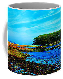 Kennebunkport  Vaughn Island  Coffee Mug