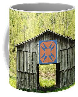 Kentucky Barn Quilt - Happy Hunting Ground Coffee Mug