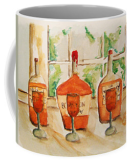 Kentucky Bourbon Sampler Coffee Mug