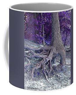 Kentucky Lake Roots Blue Coffee Mug