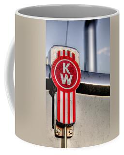 Kenworth Hood Logo 34709 Coffee Mug