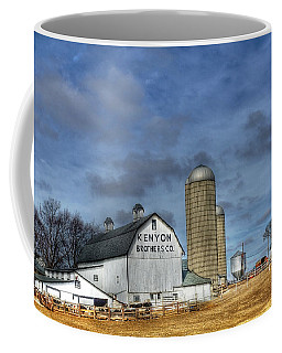Kenyon Brothers Dairy Coffee Mug