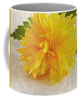 Kerria Japonica Coffee Mug