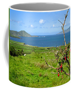Coffee Mug featuring the photograph Kerry Me Away by Suzanne Oesterling