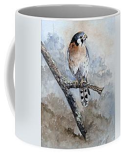 Kestrel Perch Coffee Mug