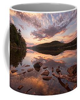 Kettle Pond Sunset Coffee Mug