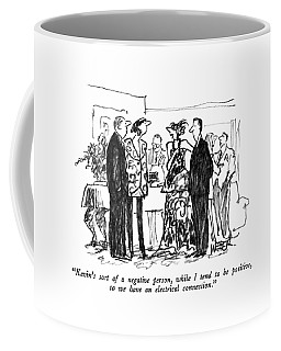 Kevin's Sort Of A Negative Person Coffee Mug