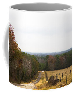 Coffee Mug featuring the photograph Key Hill by Mez