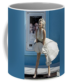 Key West Marilyn Coffee Mug
